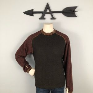 "Kuhl ""Alfpaca Fleece"" Sweater size Medium"